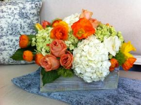 rustic_orange_roses__poppies__daffodil